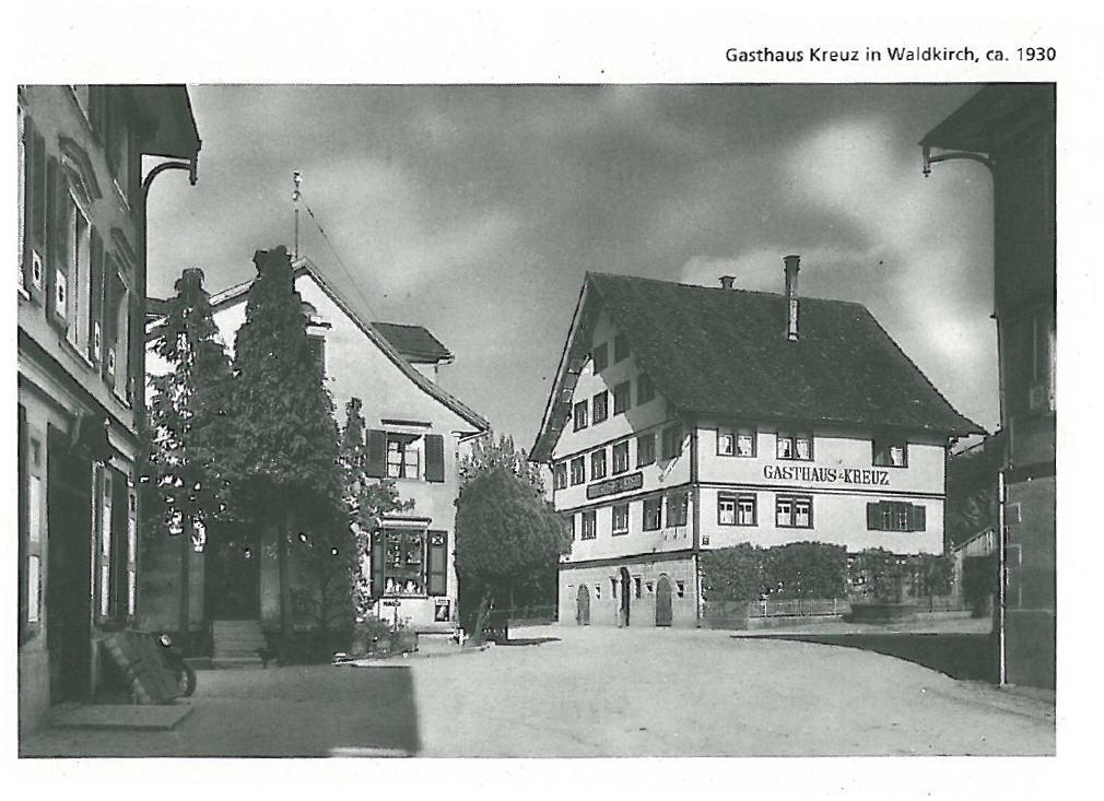 Kreuz 1930